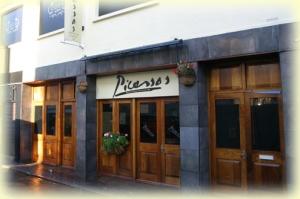 Visit Picasso's Restaurant